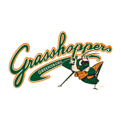Greensboro-Grasshoppers-Logo